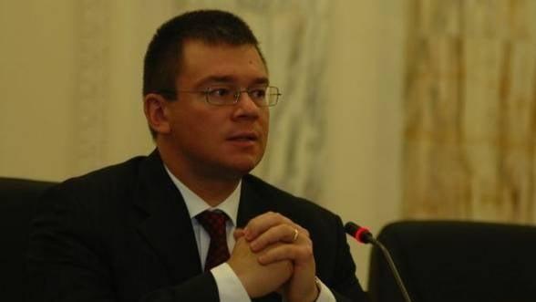 Ungureanu: Nu se pune acum in discutie proiectul Rosia Montana