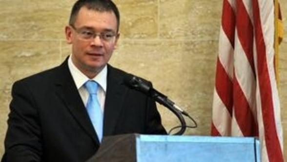 Ungureanu: Parteneriatul strategic cu SUA ramane de baza pentru Romania