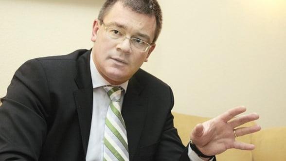 Ungureanu: Romania, partenerul economic al Republicii Moldova, dupa privatizari