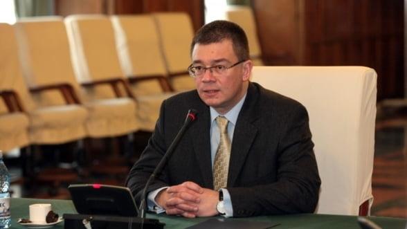 Ungureanu catre FMI: Respectam angajamentele fostului Guvern!