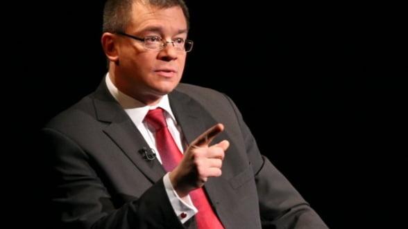 Ungureanu nu vrea ca Ponta sa dizolve Consiliul Consultativ