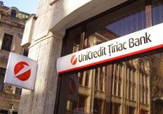 UniCredit Tiriac Bank, profitul net redus la jumatate in T1