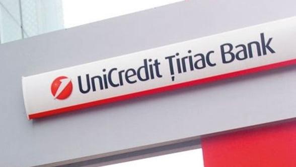 UniCredit Tiriac Bank ar putea primi 150 milioane de euro imprumut de la BEI