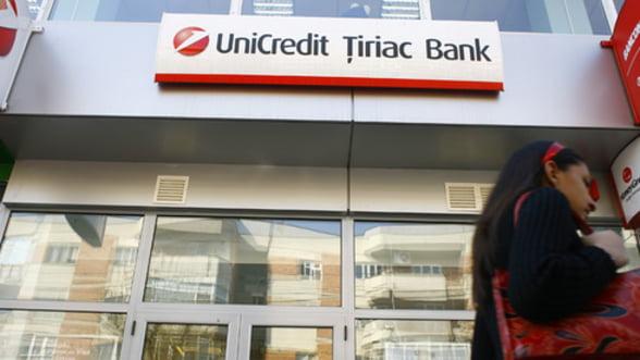 """UniCredit a dat credite """"europene"""" de 25 mil de euro IMM-urilor"""