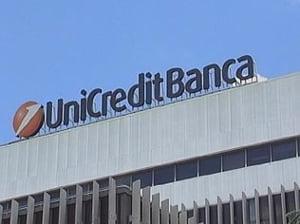 UniCredit a transferat o parte din activele imobiliare intr-un fond inchis de investitii
