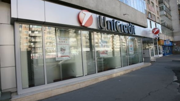 UniCredit anticipeaza crestere economica de 2,5% in 2013