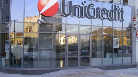 Unicredit va garanta 80% din valoarea creditelor IMM-urilor