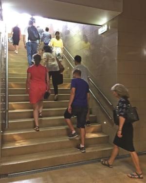 Unirea Shopping Center va avea acces direct la metrou - Iata de cand
