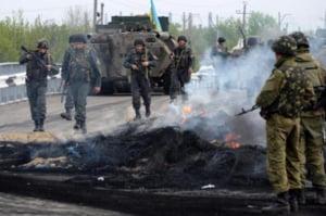 Uniunea Europeana, tot mai ingrijorata de situatia din Ucraina