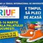 Universitati din peste 16 tari participa la RIUF Bucuresti
