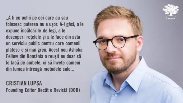 Unul dintre cele mai mari ONG-uri din lume isi alege antreprenorii pe care-i sprijina pentru a schimba Romania in bine