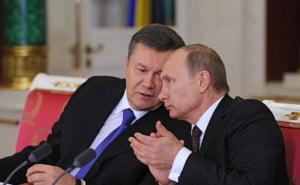 Unul dintre suspectii in cazul Skripal l-ar fi ajutat pe Ianukovici sa fuga in Rusia