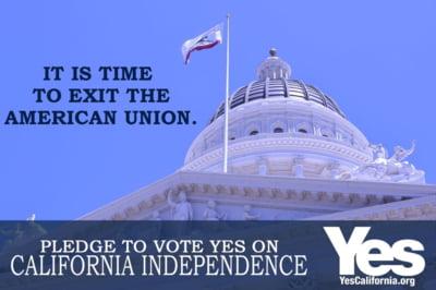 Urmeaza si dezintegrarea SUA? California isi cere independenta: Suntem a sasea economie a lumii!