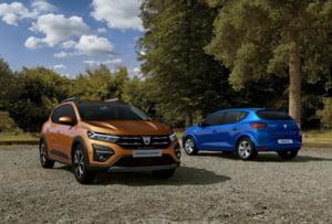 Uzina Dacia îşi întrerupe activitatea din cauza crizei componentelor electronice