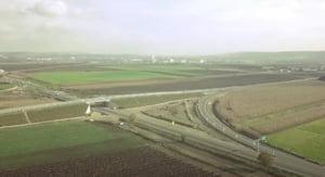 """VIDEO Compania de Drumuri a reziliat contractul pentru sectorul din A3 intre Chetani si Campia Turzii: """"Progresul in ultimele 5 luni a fost de 1%"""""""