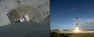 VIDEO Compania lui Elon Musk a lansat cu succes un satelit spion. Lansarea satelitului misterios SpaceX a avut loc de pe platforma NASA