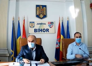 """VIDEO Ilie Bolojan: """"Consiliul Judetean a propus indicatori de performanta primariilor din judet, ca baza pentru alocarile de fonduri"""""""