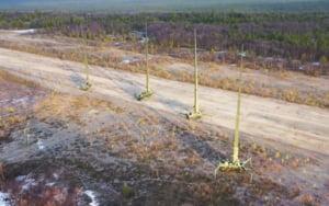 VIDEO Rusia isi muta cel mai puternic sistem de razboi electronic aproape de granita cu Finlanda