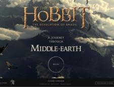 VIDEO Turism virtual. Calatoreste in Middle Earth, tara hobbitilor si a elfilor