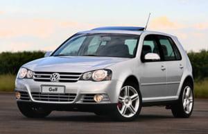 VW Golf, cea mai vanduta masina din Europa in ianuarie