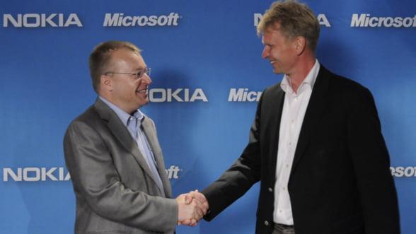 Va dubla Nokia cota de piata a Microsoft in Europa?