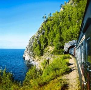 Vacanta cu trenul trans-siberian. Te tenteaza?