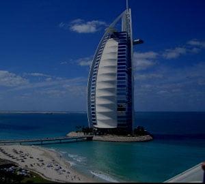 Vacanta de miliardar: Romanii cu bani se duc in Dubai