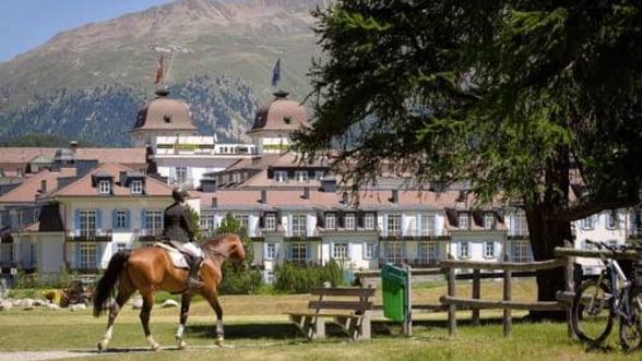 Vacanta in Elvetia: St. Moritz, locul pe care nu trebuie sa-l ratezi