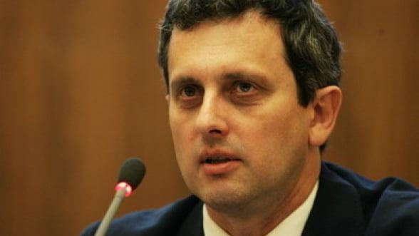 Valentin Lazea: Speram ca inflatia sa revina in tinta in 2013