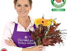 Valentine''s Day: Romanii vor plati online 60.000 de euro pentru flori