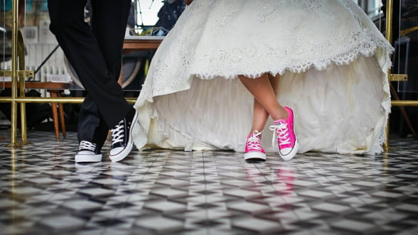 Valentine's Day 2020. Romanii se casatoresc mai tarziu si divorteaza mai greu