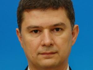 Valeriu Steriu, presedintele Comisiei pentru politici de dezvoltare a agriculturii