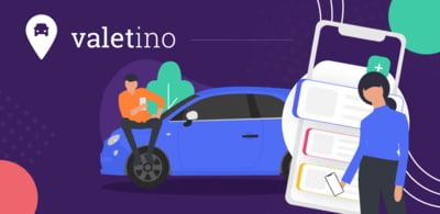 Valetul auto prin Valetino - un serviciu unic in Europa