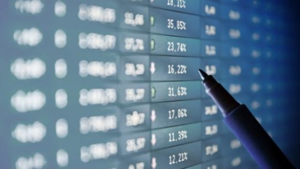Valoarea tranzactiilor cu actiuni a urcat cu 30,72%, pana la 166,1 milioane lei, in aceasta saptamana
