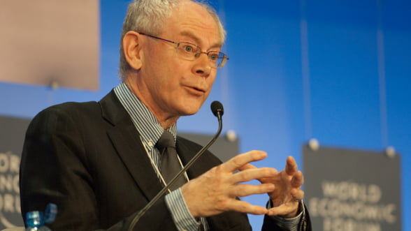 Van Rompuy: Viitorul Ucrainei este in Uniunea Europeana