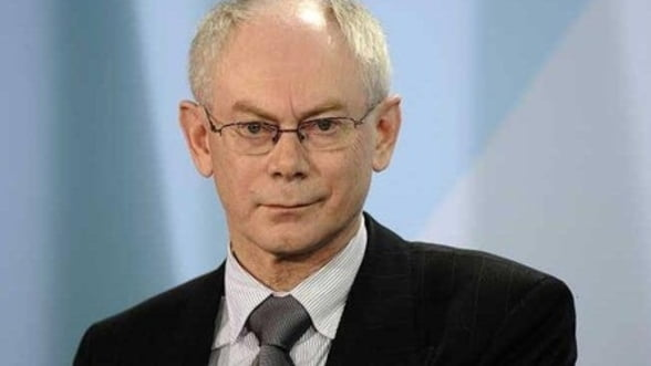 Van Rompuy: Zona euro ar putea avea un buget central