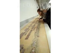 Vanzare-record: 22 de milioane de euro, pentru o pictura imperiala chineza