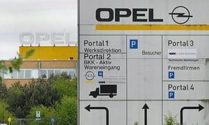 Vanzarea Opel intarzie