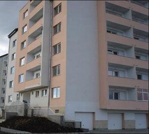 Vanzarea apartamentelor noi a scazut cu 30% fata de 2007