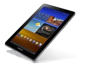 Vanzarea noii tablete Samsung, blocata in Germania