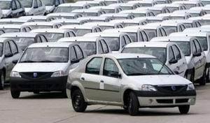 Vanzarile Dacia au crescut cu 10% in 2008