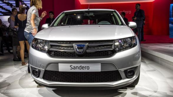 Vanzarile Dacia au crescut in 2012: Profitabilitatea este mentinuta de pietele externe