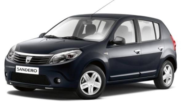 Vanzarile Dacia in Europa au scazut cu 4,7% in aprilie
