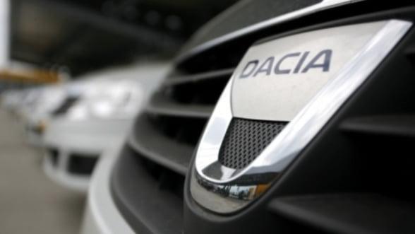 Vanzarile Dacia in Franta au scazut cu 10,5% in ianuarie