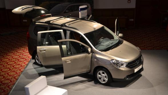 Vanzarile Dacia in Germania au crescut cu peste 40% in luna octombrie