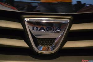 Vanzarile Dacia in Marea Britanie au crescut cu aproape 50% in iunie