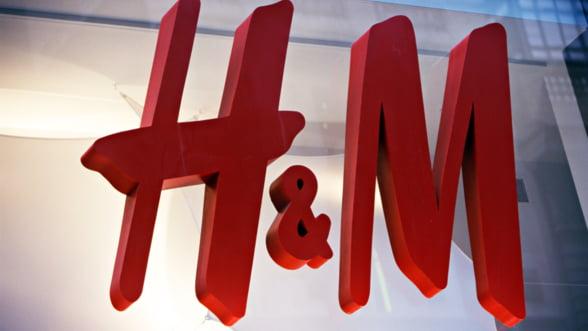 Vanzarile H&M in Romania au crescut cu 41% in primele noua luni ale anului fiscal