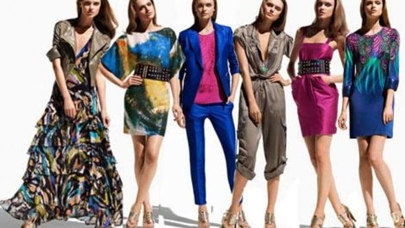 Vanzarile H&M s-au triplat in primul semestru din 2012