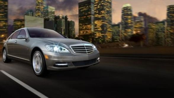 Vanzarile Mercedes au urcat cu 20% in iulie, peste cresterile raportate de BMW si Audi