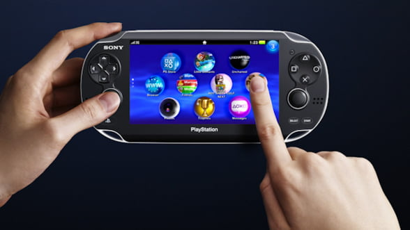 Vanzarile PlayStation Vita au scazut puternic inainte de sarbatori